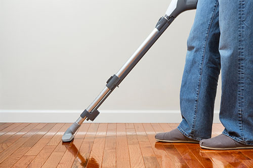 How To Care About Hardwood Floors